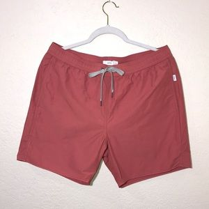 "Onia The Charles 5"" Swim Trunks Size L"